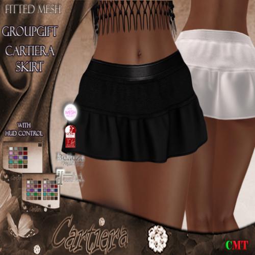 Cartiera Skirt