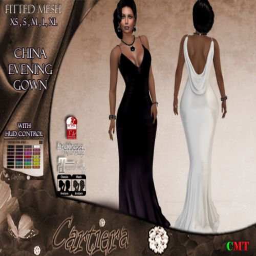 China Evening Gown
