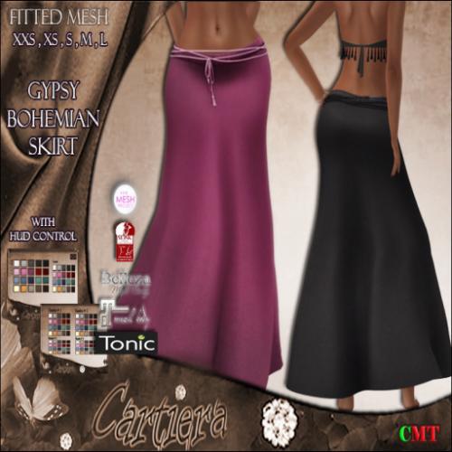 Gipsy Bohemian Skirt