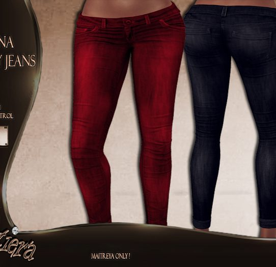 Luna Skinny Jeans