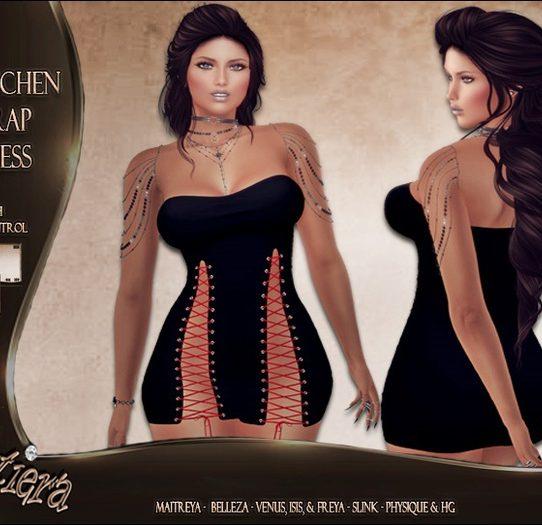 M&Mchen Strap Dress