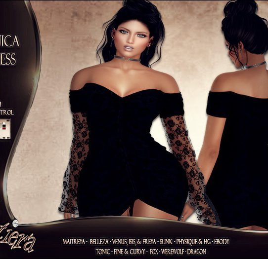 Vanica Dress
