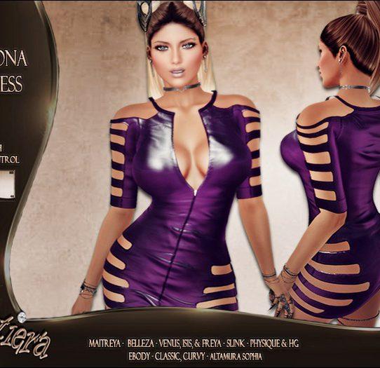 Arona Dress