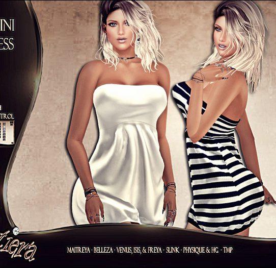 Tahini Dress