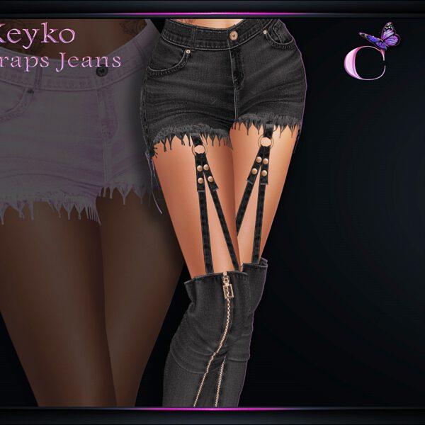 Keyko Jeans